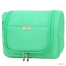 Зеленая косметичка Samsonite Travel accessories