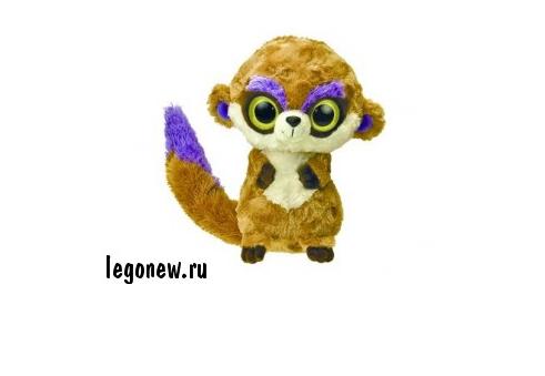 Мягкая игрушка Мангуст (Aurora)