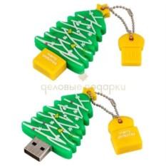 Флеш-карта Елочка USB 8GB