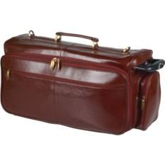 Коричневая сумка-портфель Багамы S.Babila