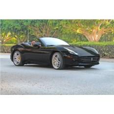 Поездка на Ferrari California по МКАД в течении часа