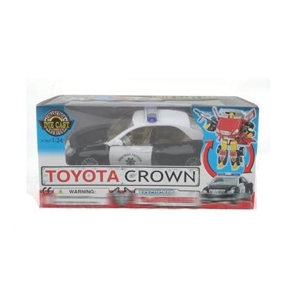 Робот- трансформер Toyota crown rescue-bot