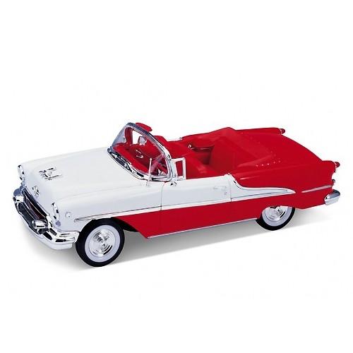 Модель машины 1:24 1955 OLDSMOBILE SUPER 88 от Welly
