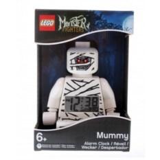 Часы-будильник Lego Monster Fighters Минифигура Mummy