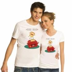 Парные футболки Friends forever
