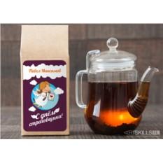 Чёрный чай Страховка от стресса