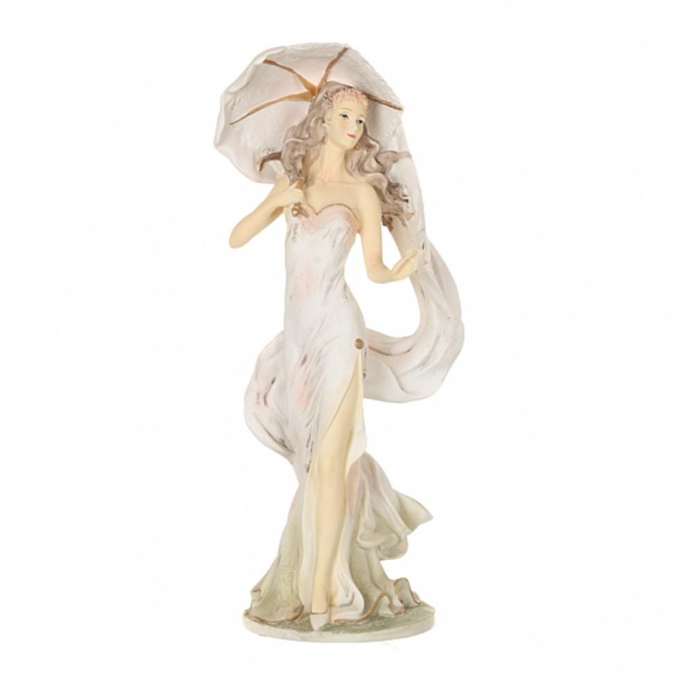 Статуэтка Дама с зонтом