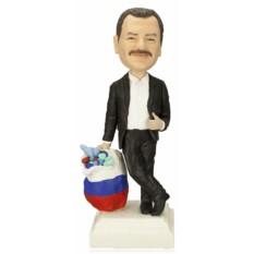 Кукла-шарж по фото «Всероссийский лекарь»