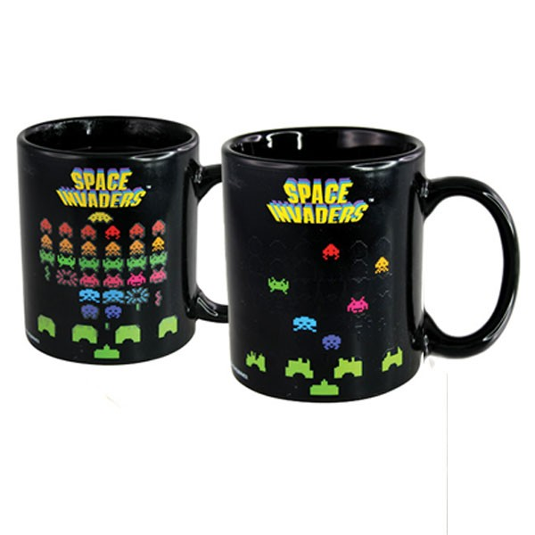 Кружка Space Invaders