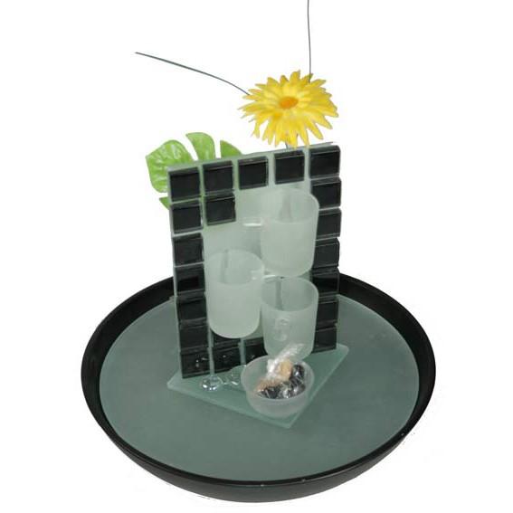 Фонтан декоративный с подсветкой