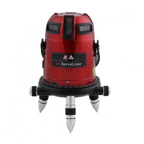 Самовыравнивающийся лазерный нивелир ADA 6D Servoliner