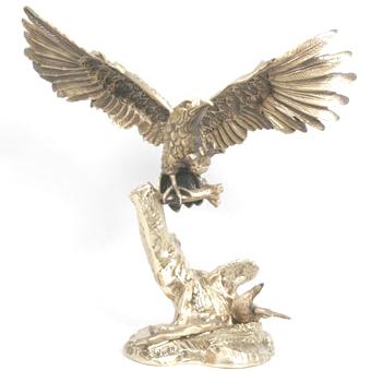Статуэтка из бронзы Virtus «Орёл»