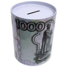 Копилка-банка 1000 руб