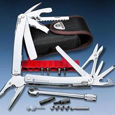 Многофункциональный инструмент Swiss Tool