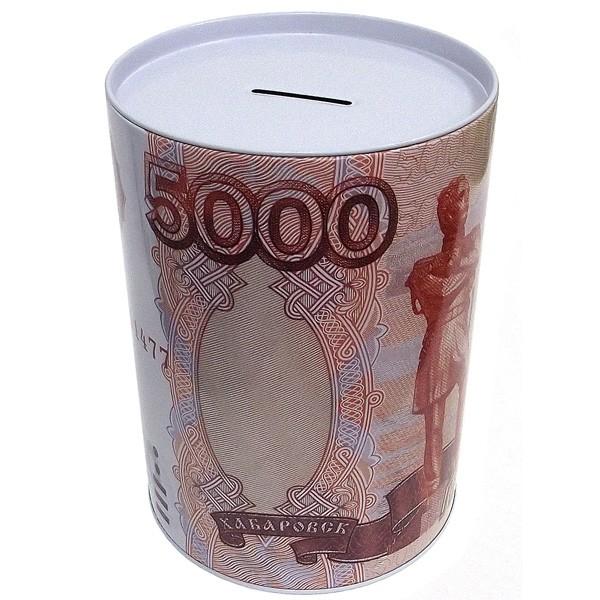 Копилка Банка 5000 рублей