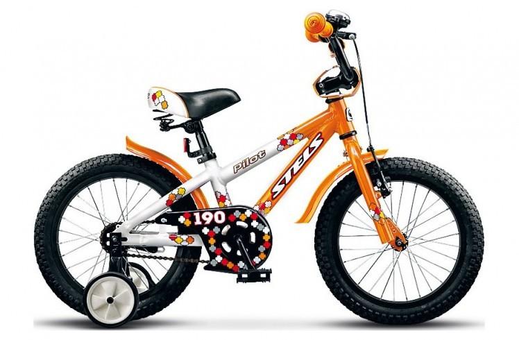 Детский велосипед Stels Pilot 190 16