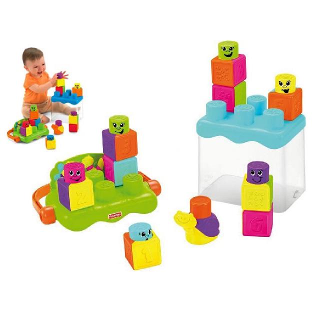 «Мои первые кубики» Fisher-Price