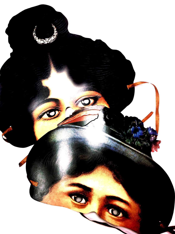 Карнавальные маски Европа 20 век