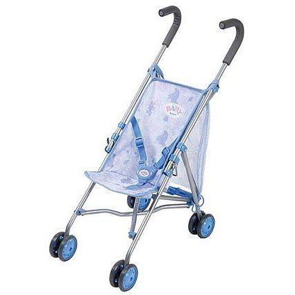 Прогулочная коляска-трость для куклы Baby Born