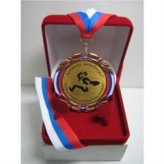 Медаль в футляре Лучшему менеджеру!