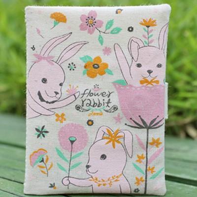 Держатель для карточек Кролики