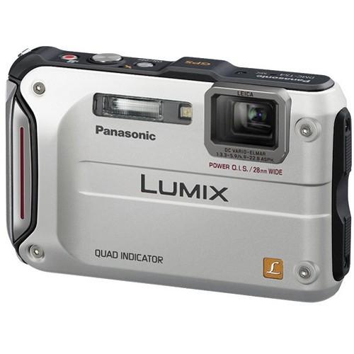 Фотоаппарат Panasonic Lumix DMC-FT4 DMC-FT4EE-S