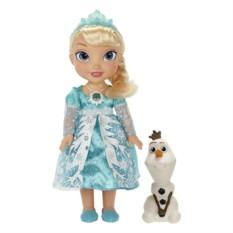 Интерактивная кукла Disney Princess Эльза Холодное Сердце