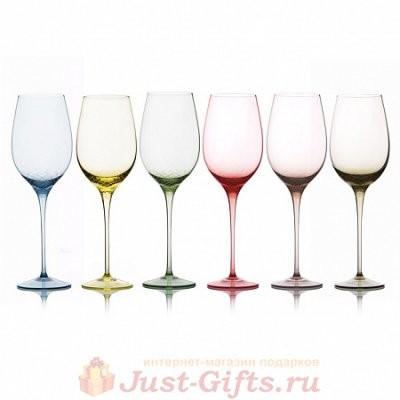Набор для белого вина из 6 бокалов Sera-Irida