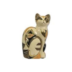 Керамическая статуэтка Пятнистый кот