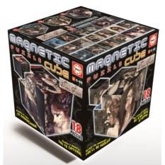 Магнитные кубики-пазлы Educa Готика