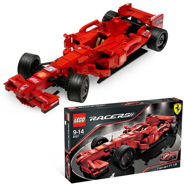Набор Lego Racers Феррари F1