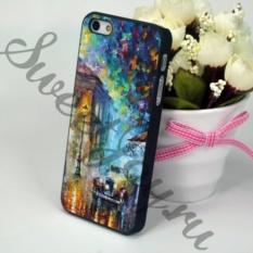 Чехол-накладка для iPhone 4 и 4S Evening Avenue