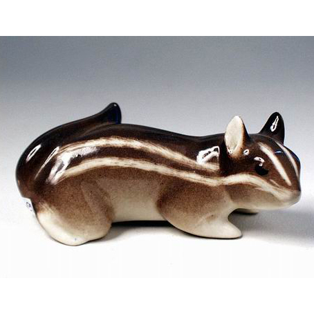 Анималистическая скульптура «Бурундучок»
