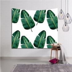 Декоративное панно на стену Листья