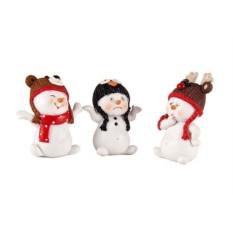 Оригинальный сувенир Снеговик