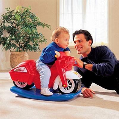 Каталка-качалка «Мотоцикл» Little Tikes