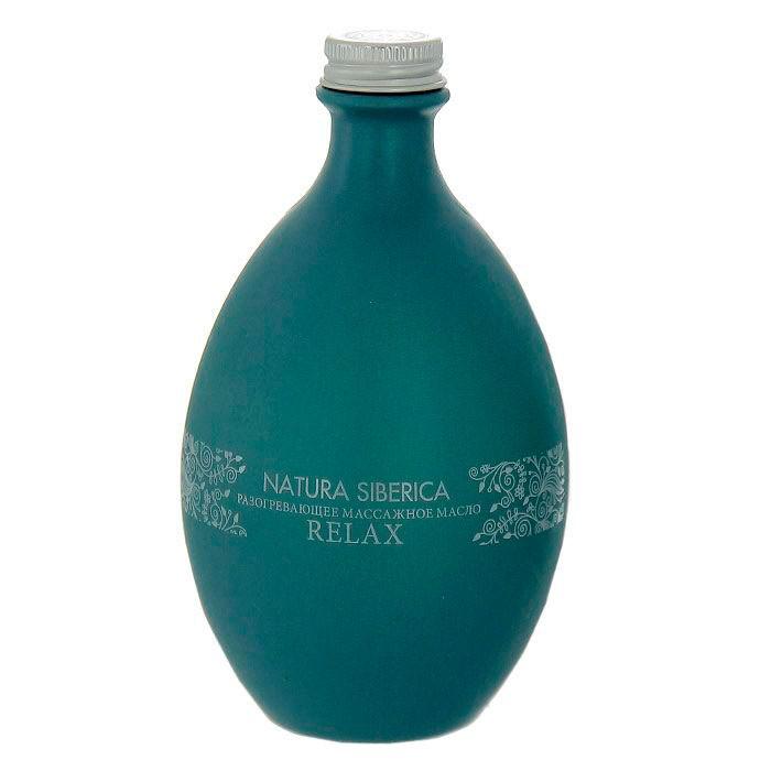 Разогревающее массажное масло для тела