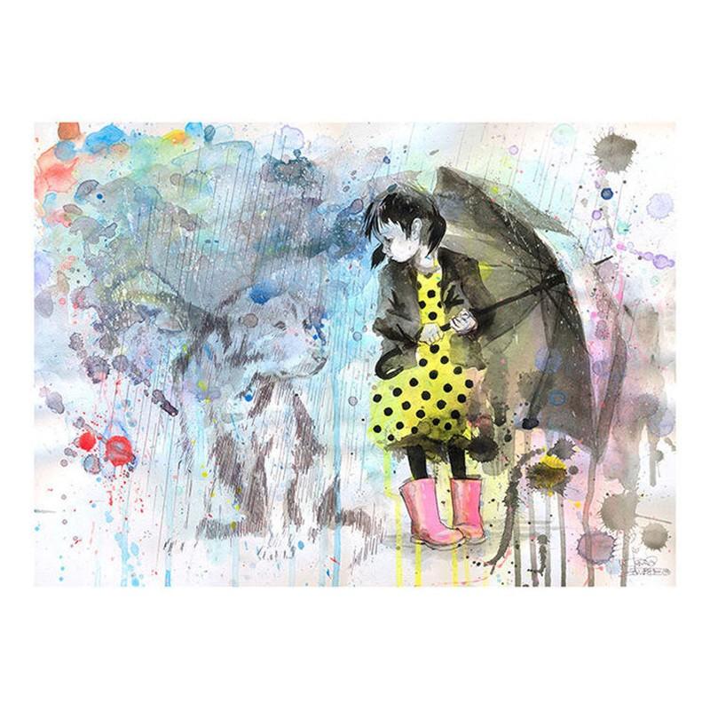 Постер Rain Dog, А3