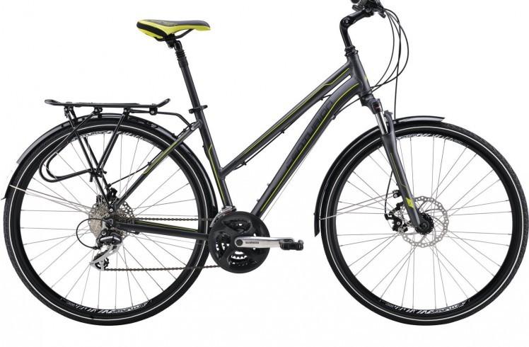 Городской велосипед Centurion Crossline 50 EQ Lady (2016)