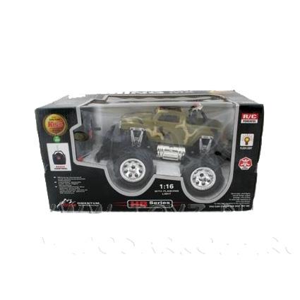 Радиоуправляемая машина Jeep