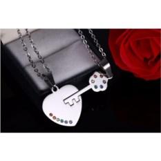 Кулон для двоих » Ключик от сердца»