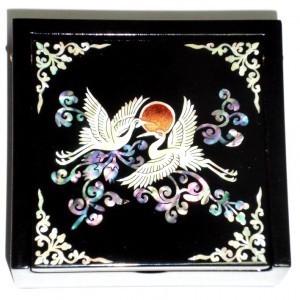 Шкатулка ручной работы из Южной Кореи