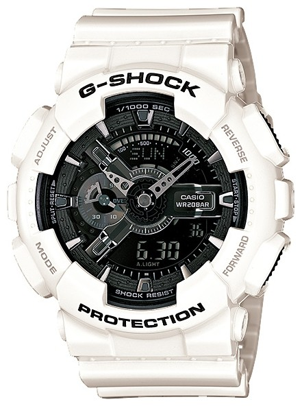 Часы Casio G-Shock  GA-110GW-7A Specials Collection