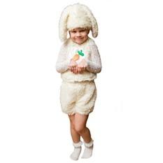 Карнавальный костюм Крошка-зайка, 3-5 лет