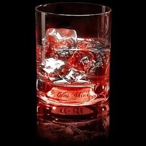 Интерактивный стакан с подсветкой «Whisky»