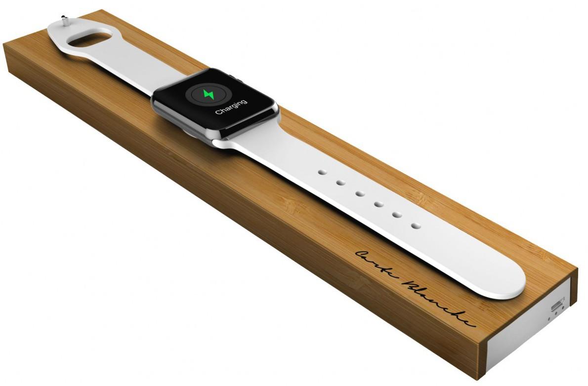 Док-станция Boostcase Bloc для Apple Watch (Bamboo)