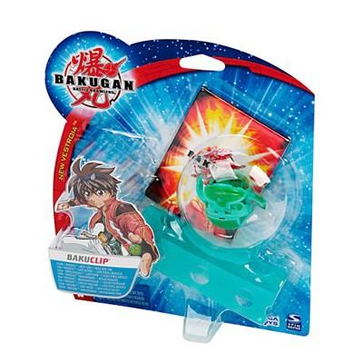 Игрушка Bakugan набор с обоймой зеленый