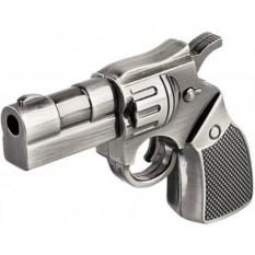Флешка Револьвер с гладкой ручкой