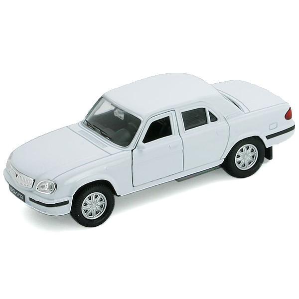 Модель машины Волга