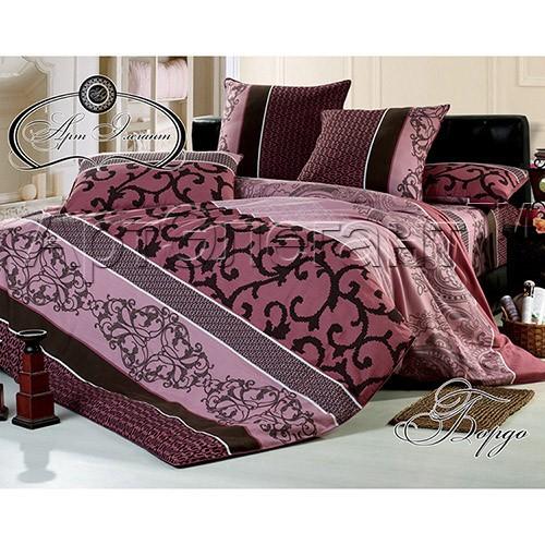 Комплект постельного белья Бордо (семейный)